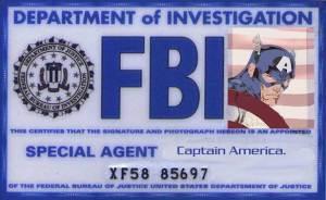 FBI-Card