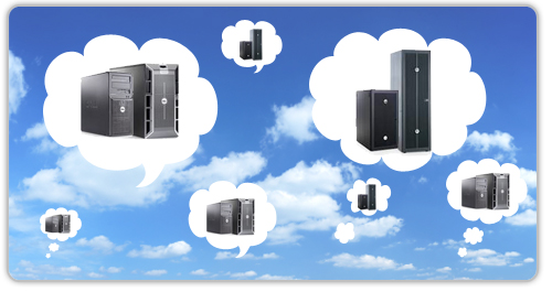 cloud-computing- servers